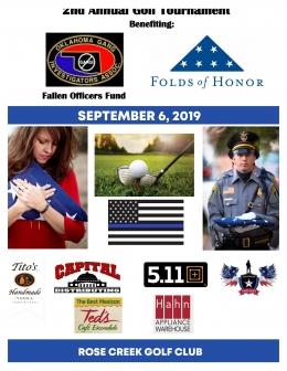 OGIA / Folds of Honor Golf Tournament